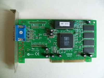 SIS 6326 VGA DRIVER DOWNLOAD