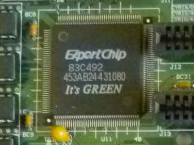 Winbond 83C491 Relabeled ExpertChip